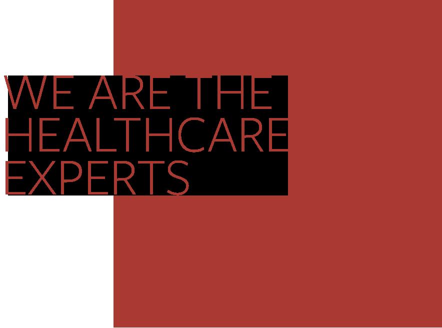 Wir sind die Gesundheitsexperten
